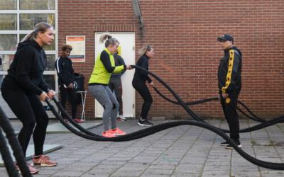 Scorpio Gym in TUBANTIA 'We kunnen veilig eerder open'