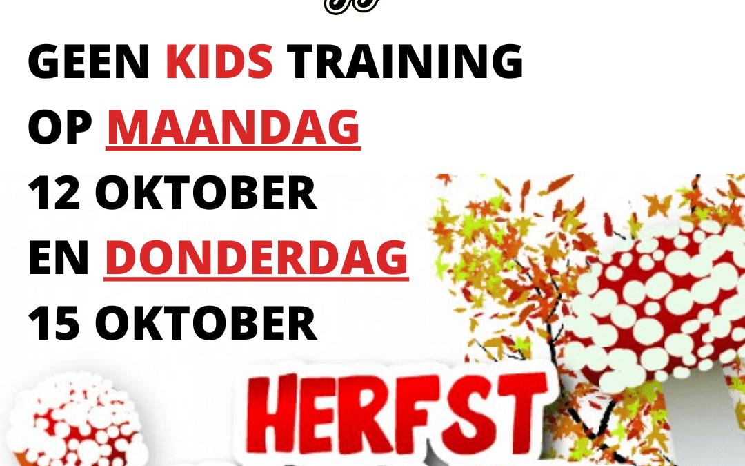 HERFSTVAKANTIE KIDS