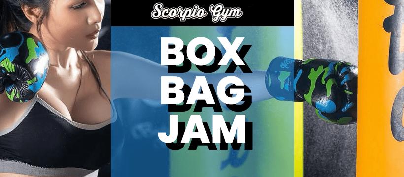 BOX BAG JAM