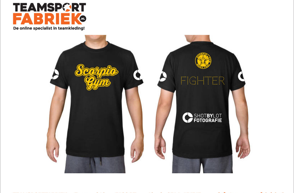 ShotByLot sponsort Team Shirts